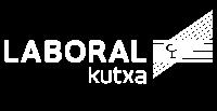 Laboral Kutxa blanco